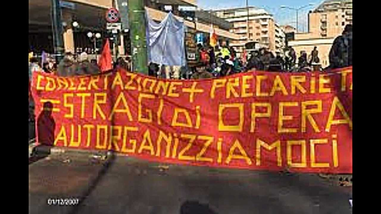 """Primo Maggio,  la storia di """"Gerardo Nuvola 'e povere"""" l'operaio edile senza diritti"""