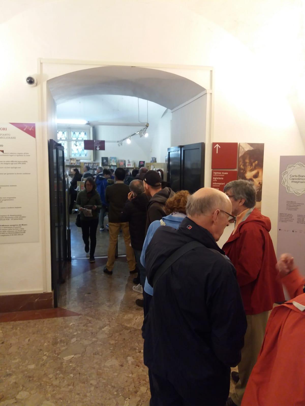 Weekend di Pasqua a Capodimonte: più di 5mila ingressi al museo in 2 giorni