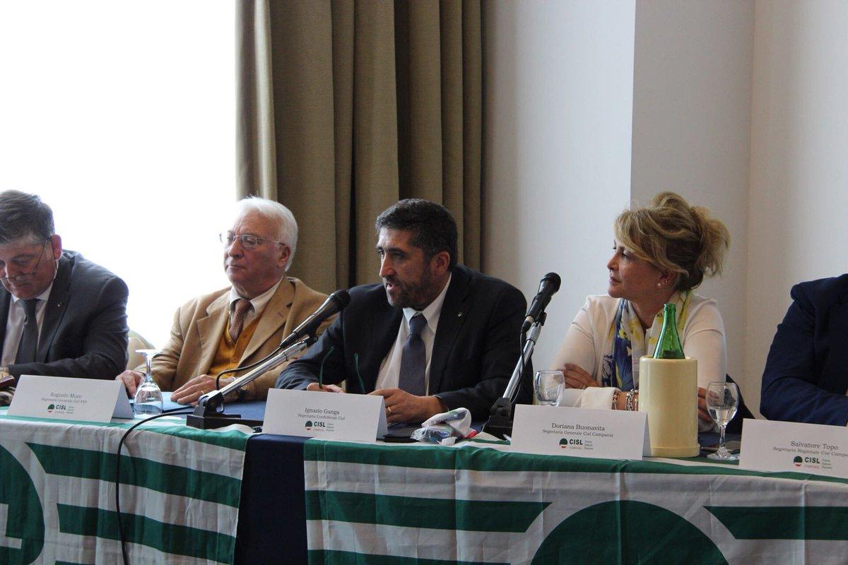 Campania, la Cisl rilancia il  patto sociale