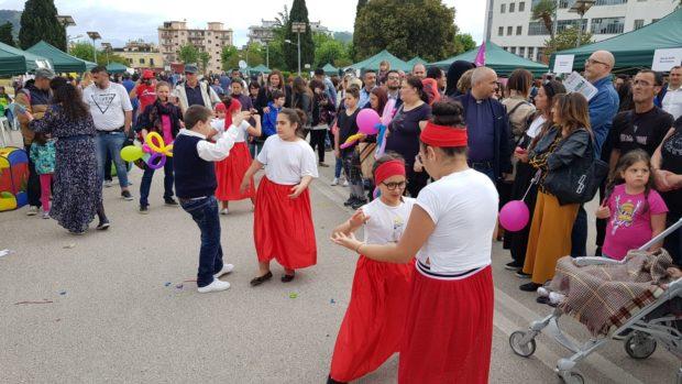 Ex base Nato Bagnoli: colori, suoni e profumi del parco della conoscenza