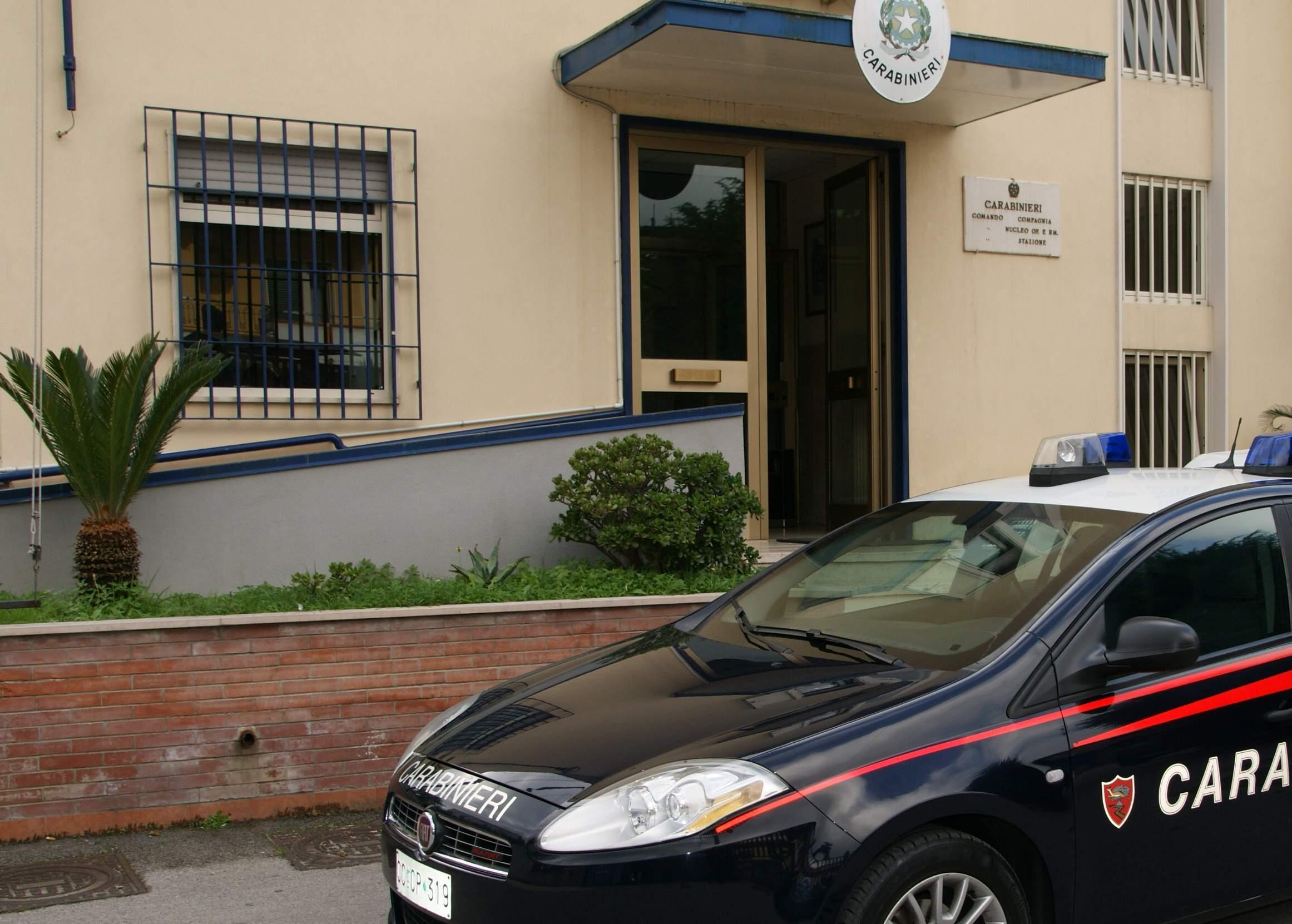 Mugnano del Cardinale: chiuso un cantiere edile, violava le norme sulla sicurezza