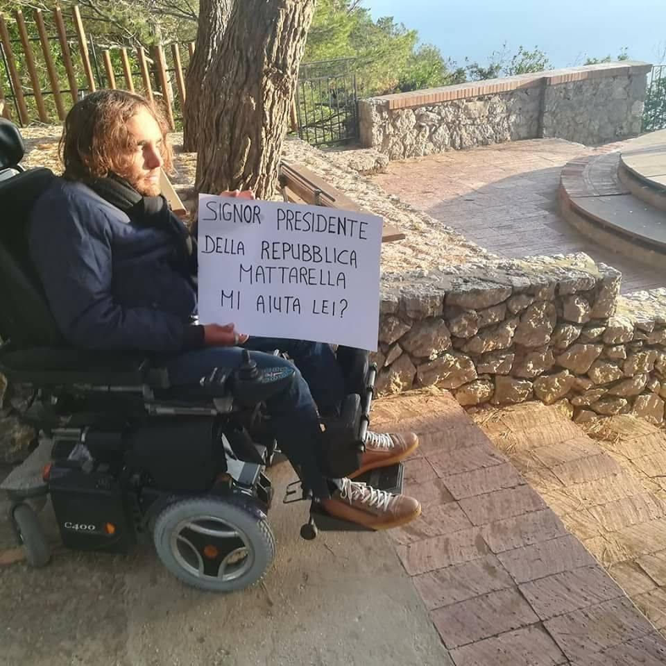 Anacapri, il disabile lasciato solo dal Comune