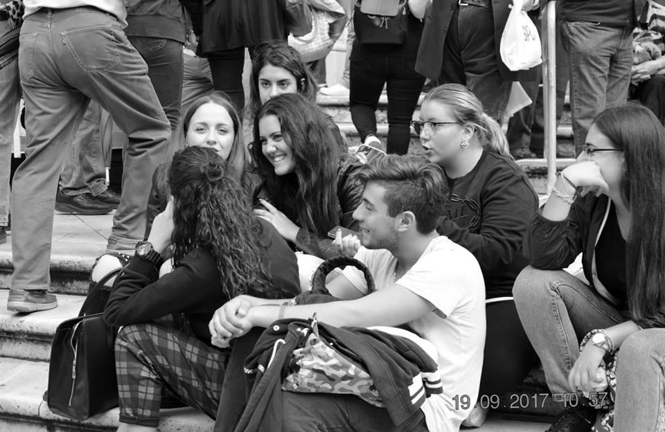 Un manifesto per parlare di giovani, d'Italia e d'Europa
