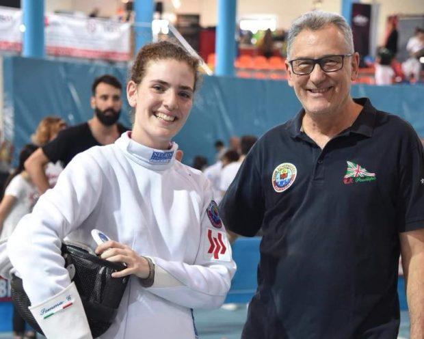 Scherma: Francesca Cuomo e Giovannella Somma qualificate agli assoluti di spada