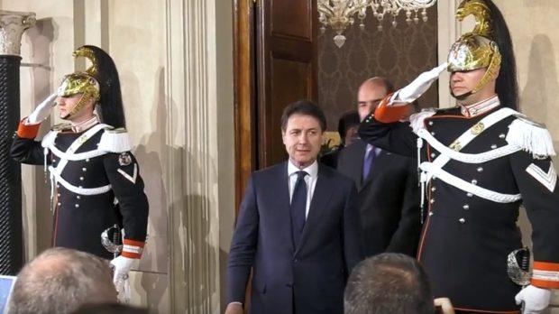 Nasce il governo Conte, Salvini e Di Maio i vice: domani giura