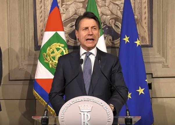 Governo, Mattarella incarica Conte