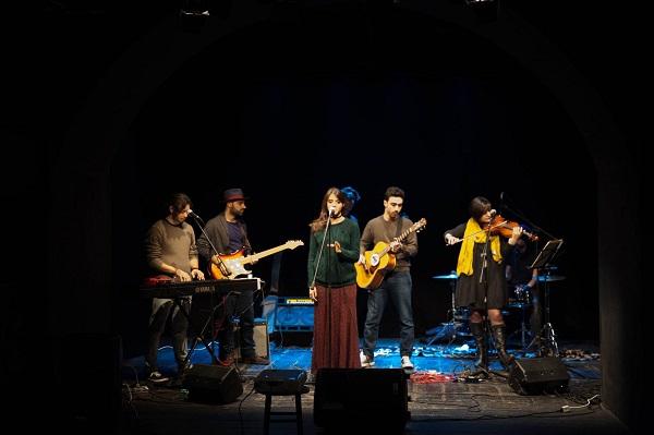 Greta & The Wheels, live al Sancarluccio