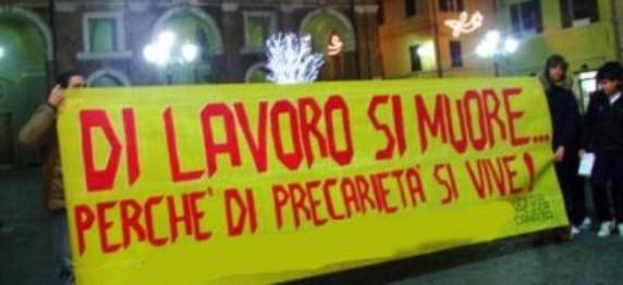 Sicurezza sul lavoro, domani a Napoli presidio di Cgil Cisl e Uil