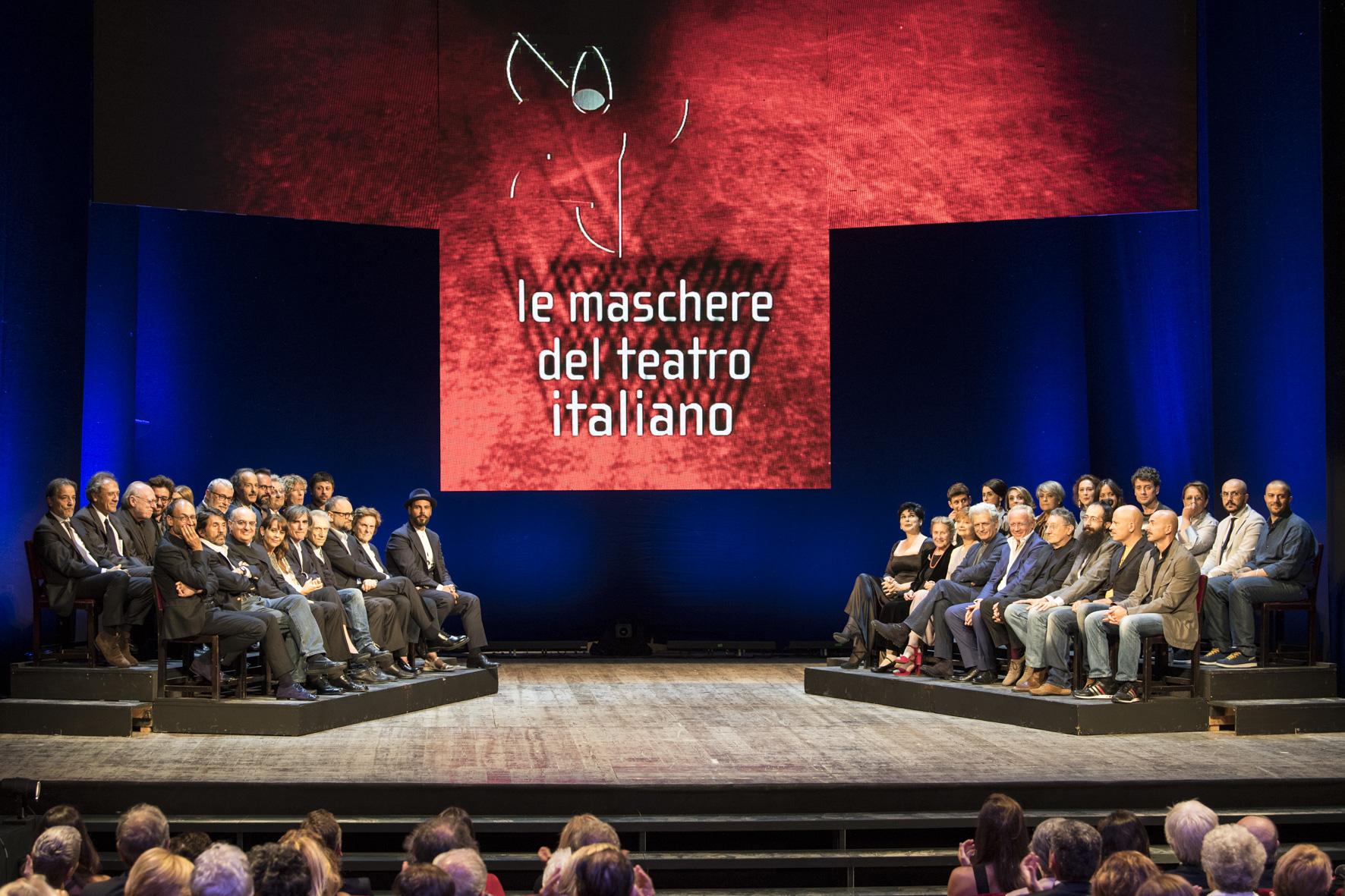 Napoli, Mercadante: il premio ' Le Maschere del Teatro Italiano'