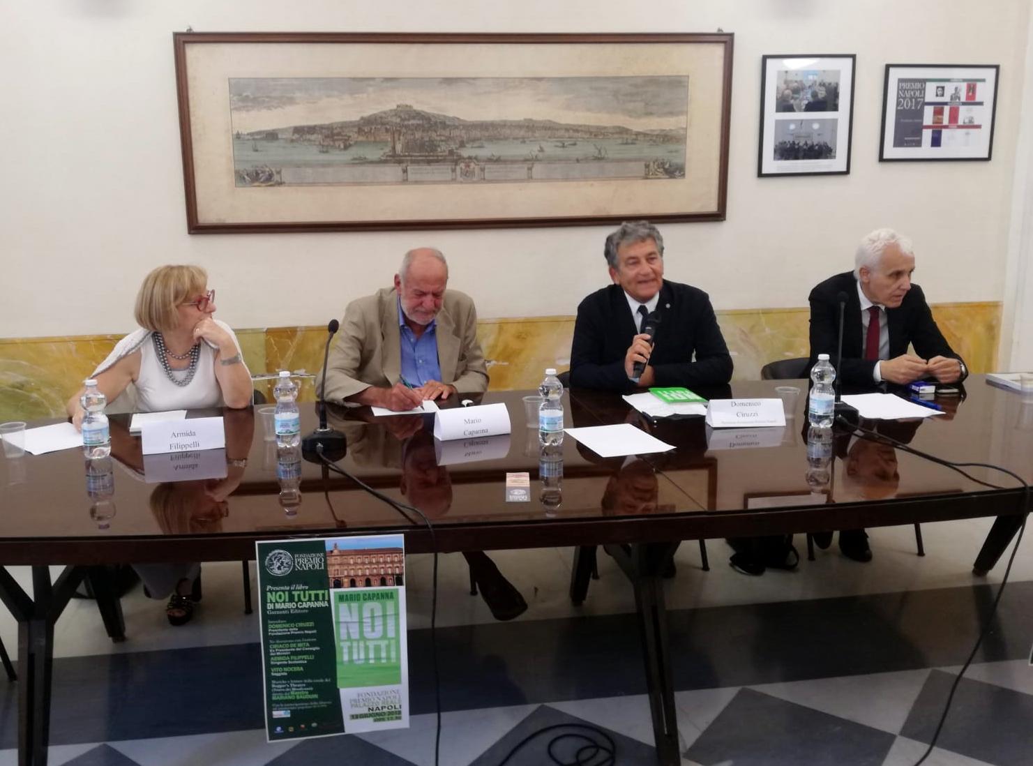 """Mario Capanna: """"L'attuale governo è conservatore con un consenso di massa"""""""