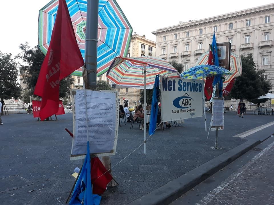 Napoli, Net Service-Abc: La cricca di affaristi vuole liquidare e licenziare