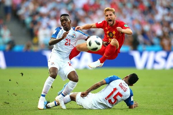 Mondiali, il super gol di Mertens trascina il Belgio