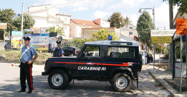 """Benevento e Provincia: operazione """"alto impatto"""" carabinieri, 9 persone denunciate"""