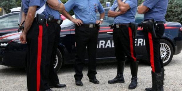 Avellino, il Compleanno dell'Arma dei Carabinieri