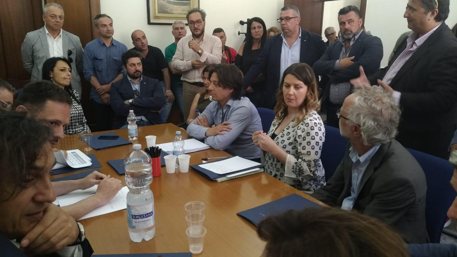 Licenziamenti Ipercoop Avellino, vertice alla Regione Campania