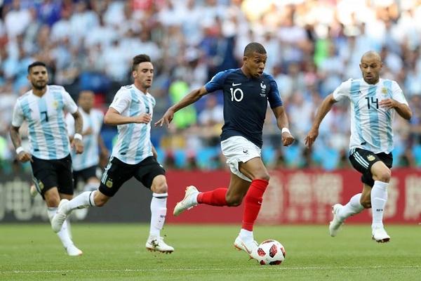 Mbappé show, la Francia elimina l'Argentina