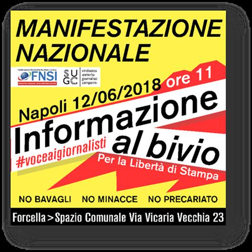 Napoli, giornalisti a Forcella per discutere di diritti