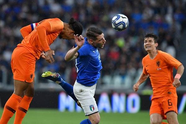 Zaza illude l'Italia, l'Olanda la raggiunge