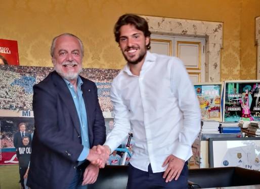 Il Napoli ufficializza Verdi, contratto di 5 anni