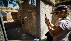 Pompei, indagini archeologiche e nuove belle scoperte