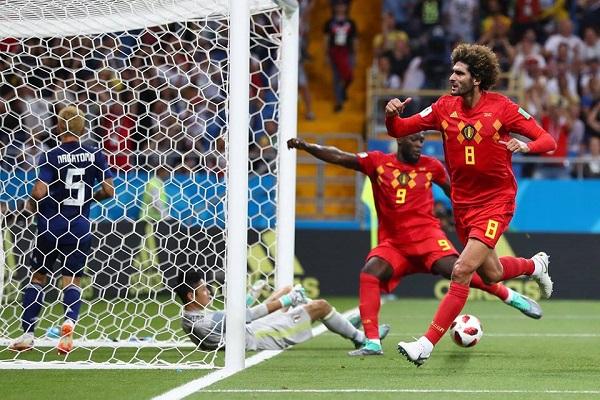 Mertens delude, il Belgio no: rimonta incredibile al Giappone