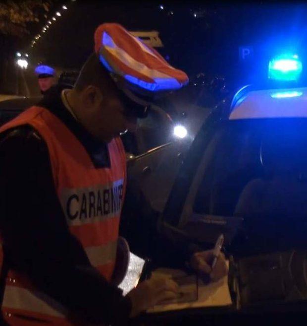 Montella, Avellino: controllo territoriale dei carabinieri, denunce e fogli di via