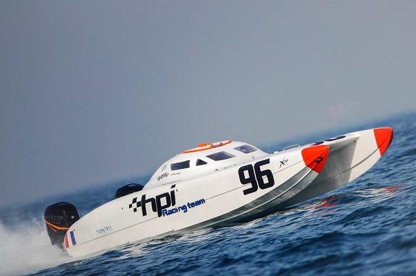 Motonautica, a Stresa il Mondiale X-Cat: Schiano al timone di Hi-Performance Italia
