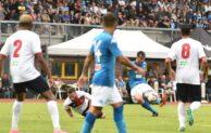 Ancelotti debutta con un poker, di Fabian Ruiz il primo gol del Napoli