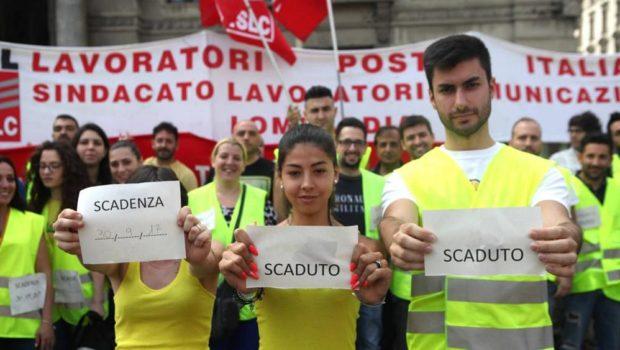 Siluro contro il  decreto dignità, Poste Italiane licenzia 8 mila precari