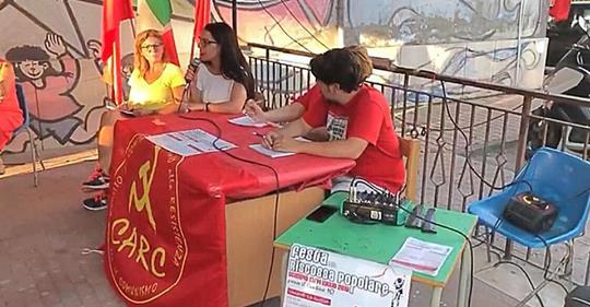 Napoli, disabile lasciato solo: Comunisti chiedono dimissioni dell'assessora Gaeta