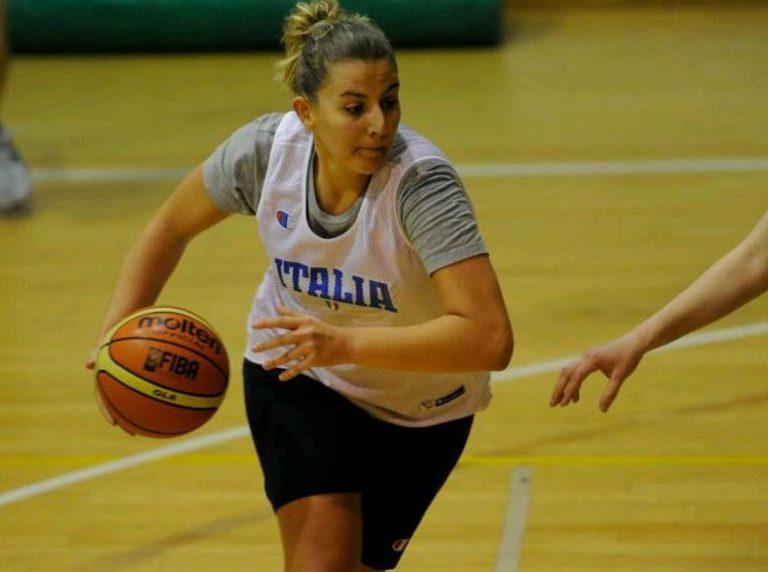 Dalila Di Donato torna a vestire i colori del Salerno Basket '92