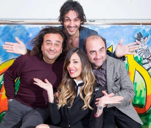 """Teatro dei Barbuti: Alessia Fabiani in """"Tre papà per un bebè"""""""