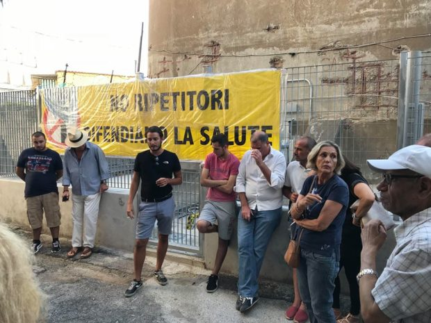 Cavalleggeri d'Aosta: La lotta continua contro i ripetitori per il diritto alla salute