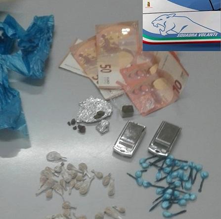 Arrestato per droga 31enne salernitano