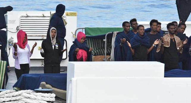 Migranti Nave Diciotti: il Vaticano aiuta l'Italia, l'Europa incassa brutta figura