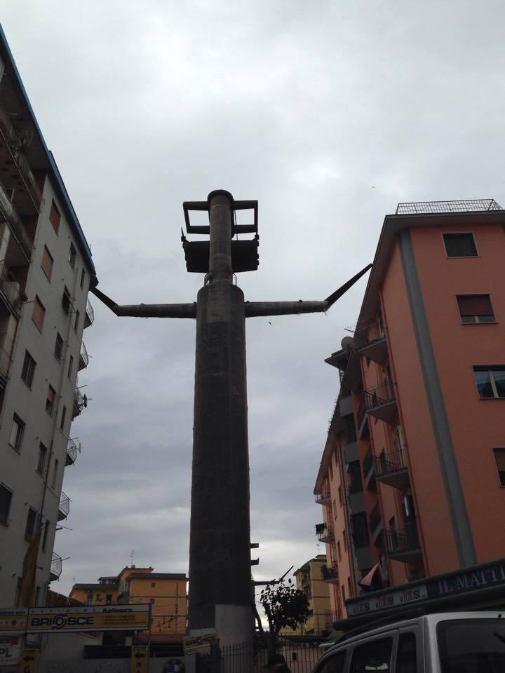 Napoli: rimossi i ripetitori, la vittoria dei cittadini di Cavalleggeri