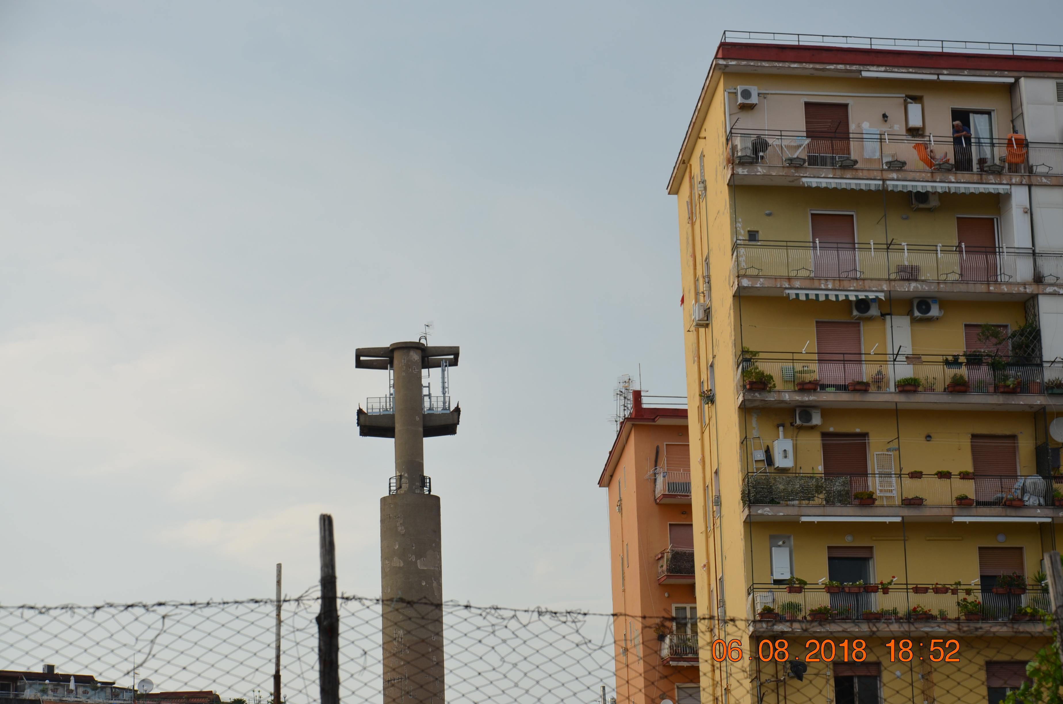 Ripetitori Cavalleggeri d'Aosta: Il Vice sindaco Del Giudice butta acqua sul fuoco