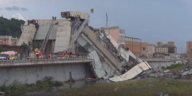 """Ponte crollato, Luigi di Maio: """"Il primo governo che non prende soldi da Benetton, contratto rescisso"""""""