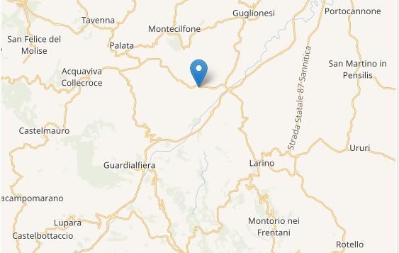 Molise, nuovo sisma di 5.1: la terra trema forte in Campania