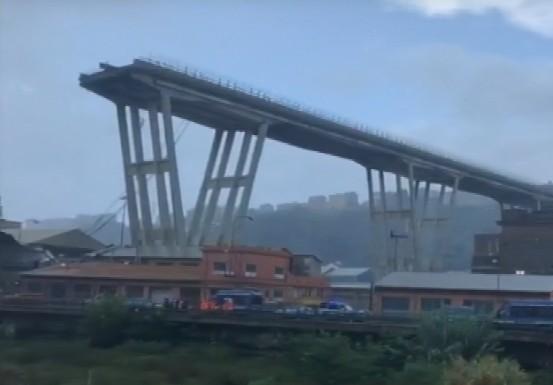 Ponte Morandi, 9 misure cautelari a tecnici di Autostrade: accusa di falsi report