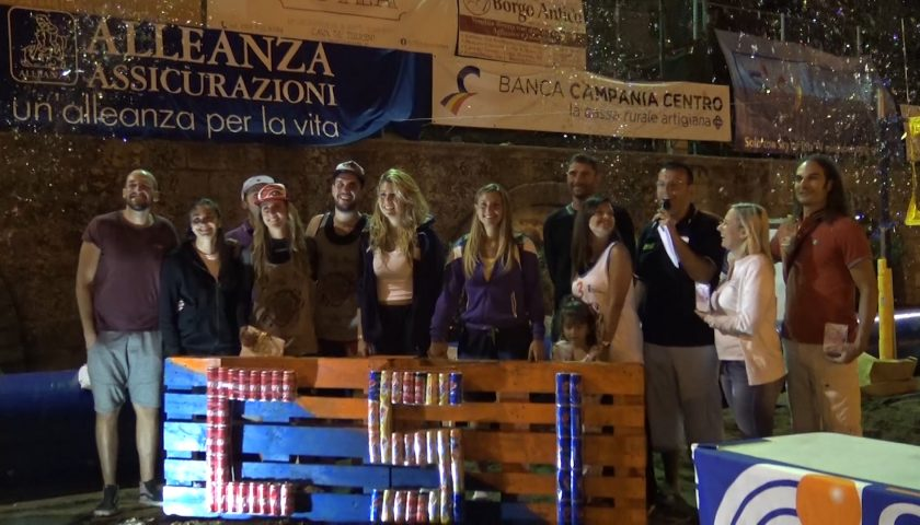 IlSun Friend's vince il torneo di Beach Volley Città di Cava