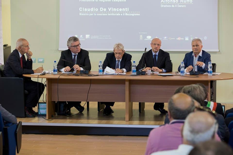Oliveto Citra: Vincenzo Boccia torna al Sele d'Oro