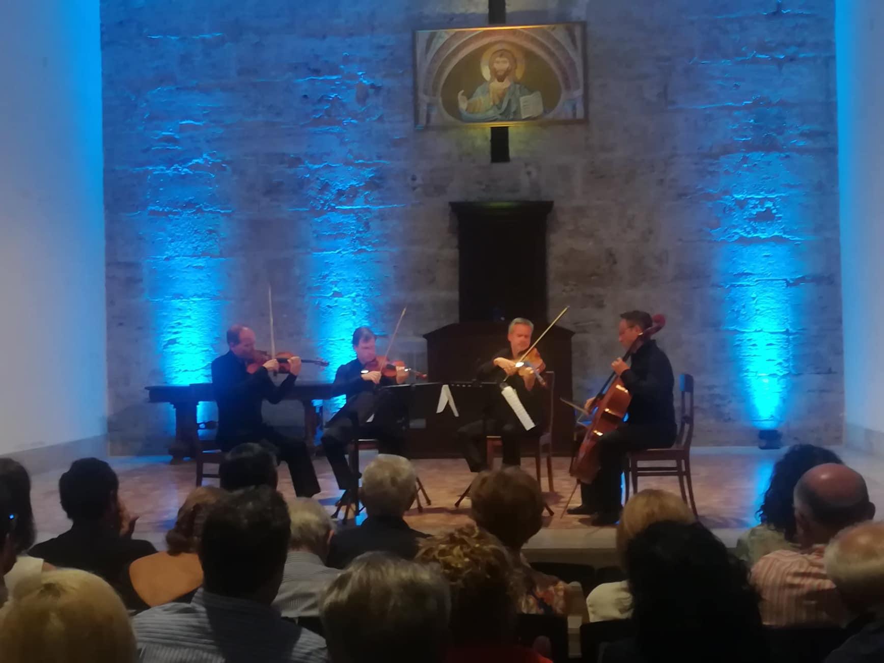 L'Irnofestival incantato dal Quartetto d'archi del Teatro alla Scala