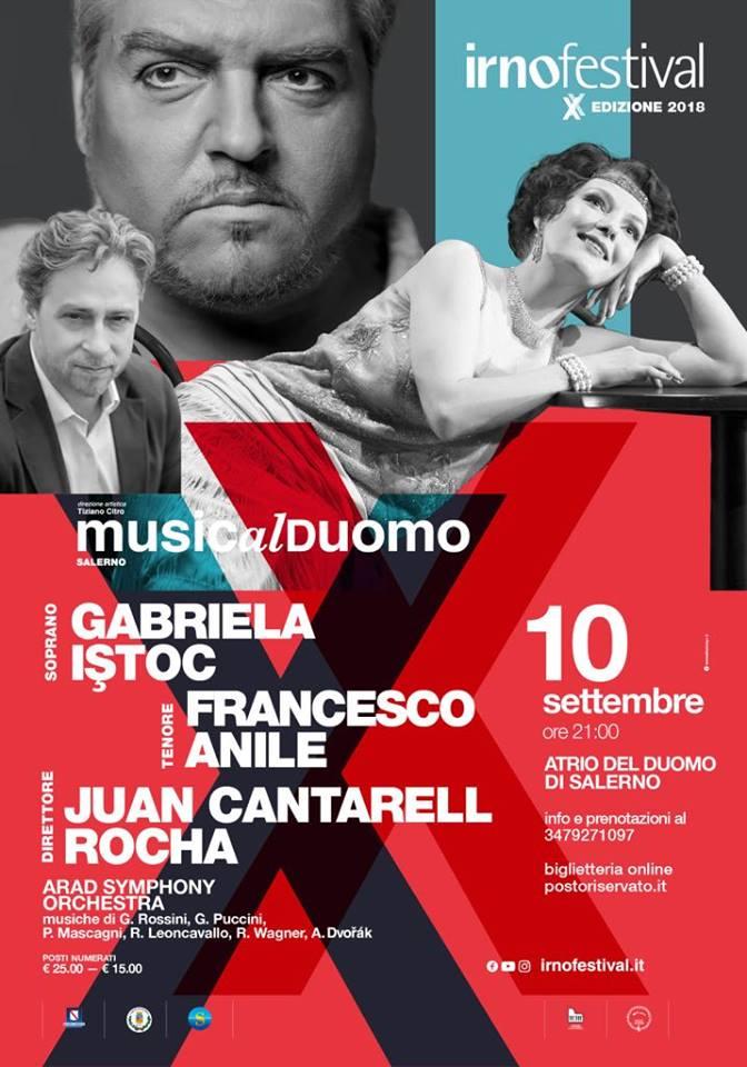 Salerno: Ultimo appuntamento dell'Irnofestival