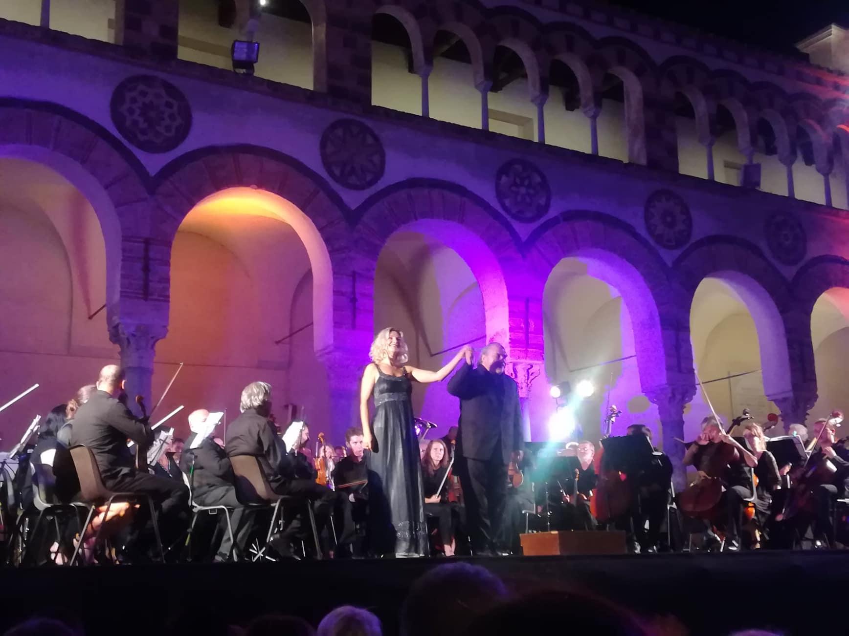 Salerno: alla serata finale dell'Irnofestival in scena la bellezza con le arie d'opera più amate e famose