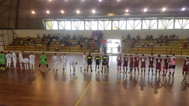 Calcio a 5: l'Alma Salerno cede in casa con la Feldi Eboli