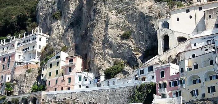 Amalfi: stanziati i fondi per la messa in sicurezza dei costoni