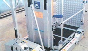 Pietralcina: fondazione Fs dona carrello per trasporto disabili