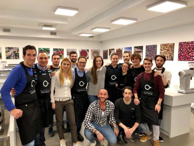 Chiara Bergonzi apre gli appuntamenti della scuola del Caffè