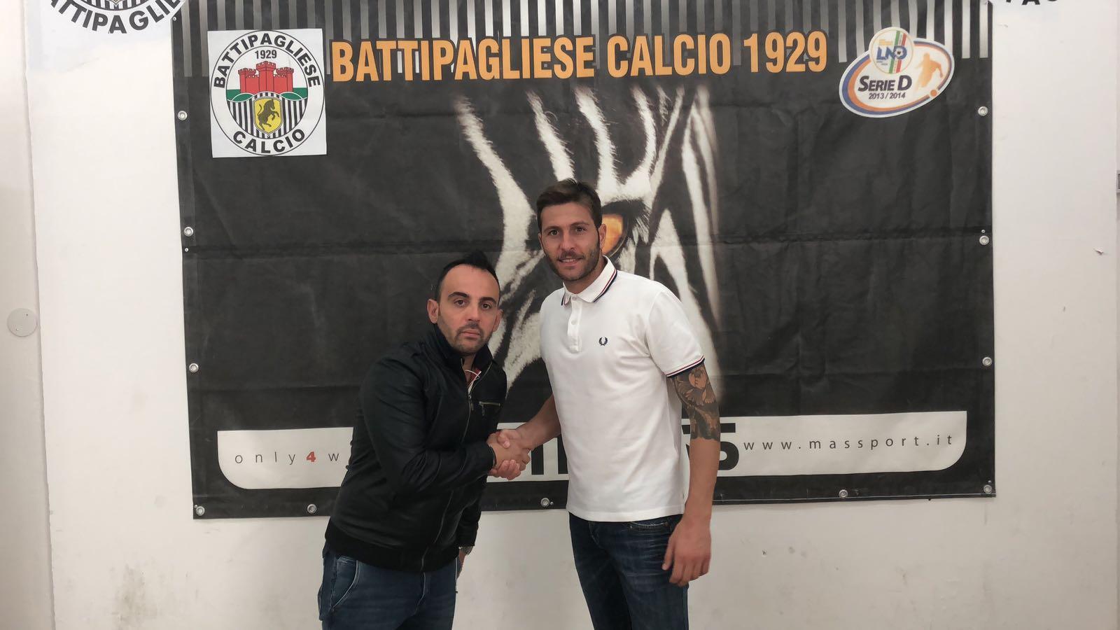 Battipagliese: arriva il difensore Gennaro Simonetti